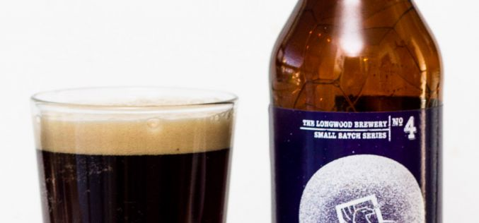 Longwood Brewing Co. – Planet Nine Black IPA