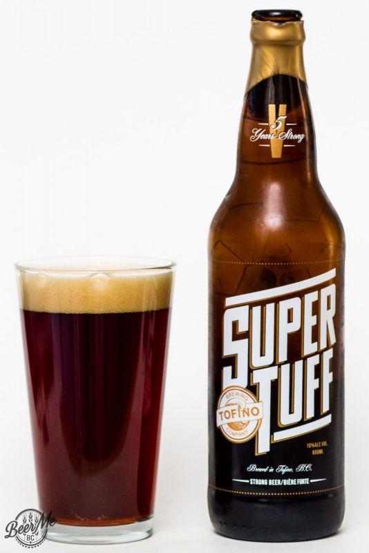 Tofino Brewing Super Tuff Imperial Session Ale Rev