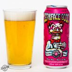 Parallel 49 Brewing Jerkface 9000 North West Wheat Ale Review