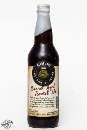 Mission Springs Barrel Aged Scotch Ale Review