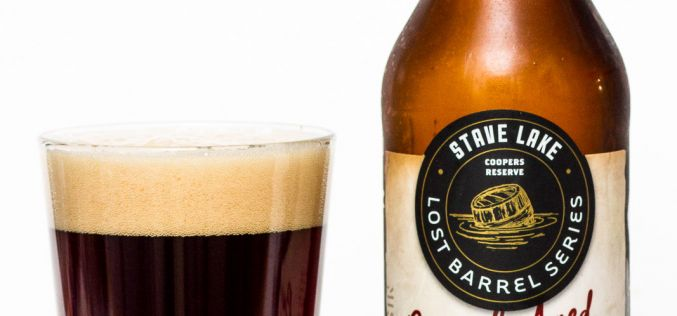 Mission Springs Brewery – Stave Lake Barrel Aged Scotch Ale