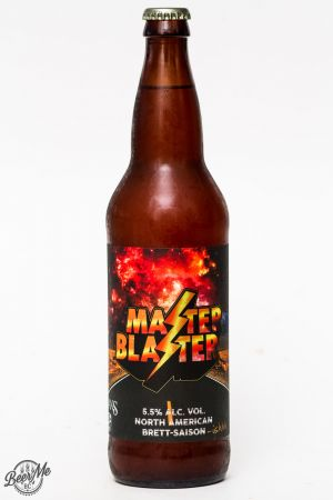 Swans Brewery - Master Blaster Brett Saison Review