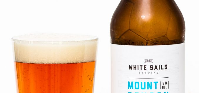 White Sails Brewing – Mount Benson India Pale Ale