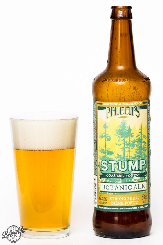 Phillips Brewery Stump Botanic Ale Review