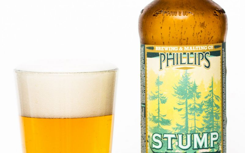 Phillips Brewing Co. – Stump Coast Forest Botanical Ale