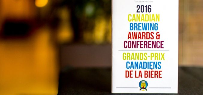 BC Craft Breweries Clean Up at 2016 Canadian Brewing Awards