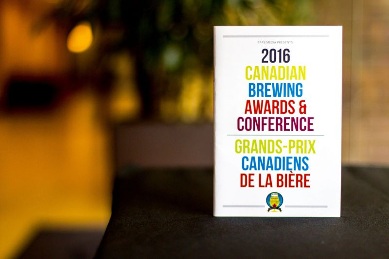 Photo from Canadian Brewing Awards Facebook Page