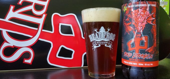 The Red Dragon Returns – Dead Frog Resurrects Imperial Red Ale