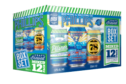 A New Mix-Pack on May 2-4 From Phillips Brewing