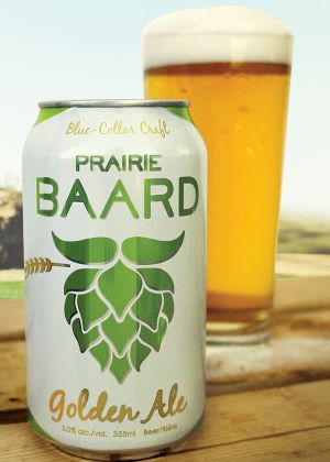 Prairie Baard Can