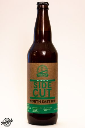 Bridge Brewing Side Cut North East IPA Bottle