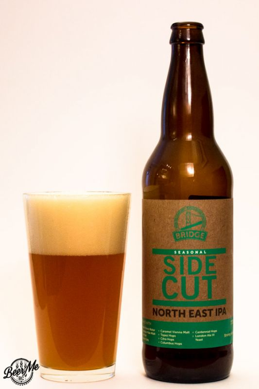 Bridge Brewing Side Cut North East IPA