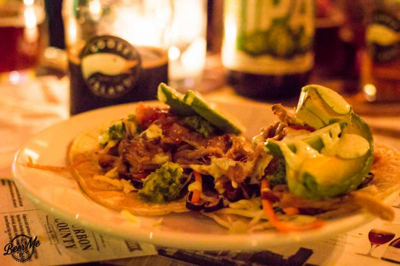 Goose Island Migration Week Tacos
