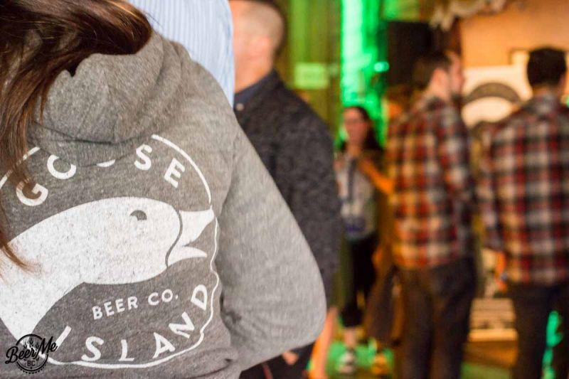 Goose Island Migration Week Branded Hoodie