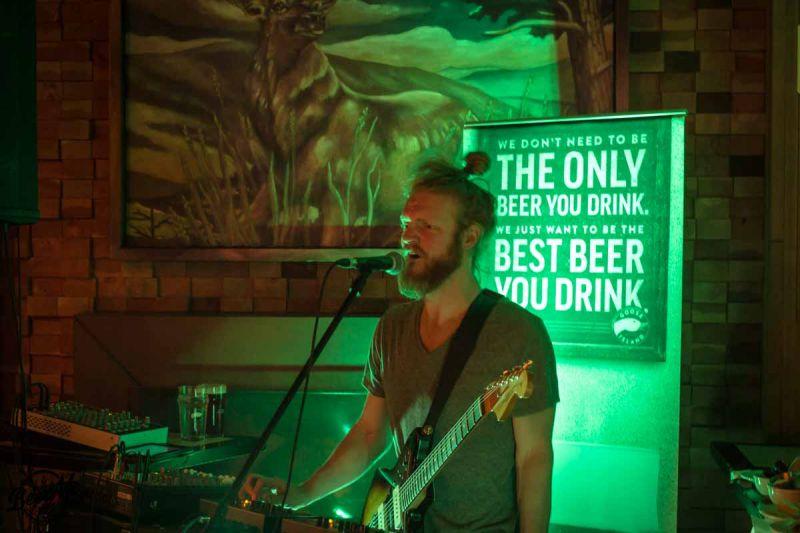 Goose Island Migration Week Musician
