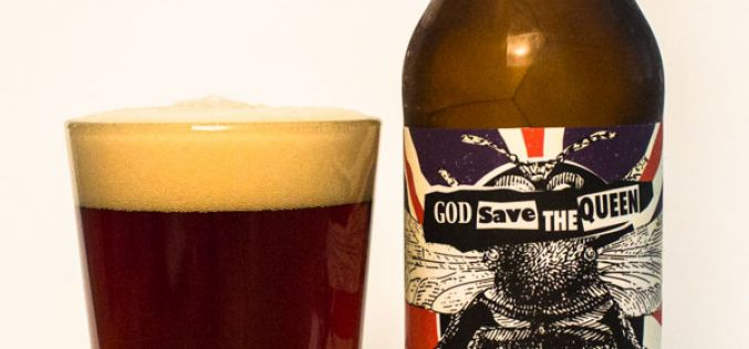 Mission Springs Brewing Company – God Save the Queen Honey Ale