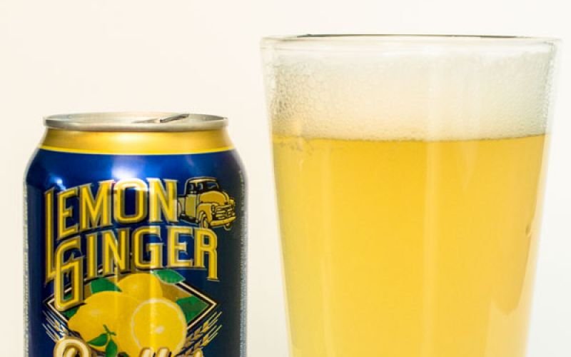 Mission Springs Brewing Company – Lemon Ginger Radler