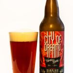 Mission Springs Brewing Company City of Dreams Vienna Lager