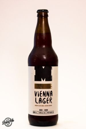 Moody Ales Vienna Lager Bottle