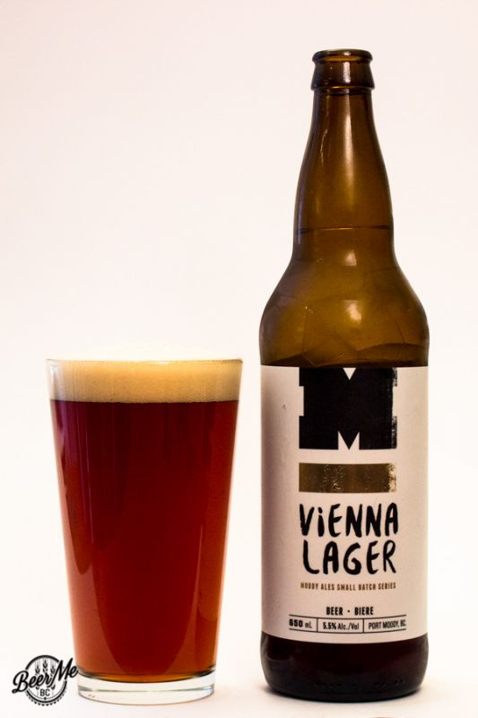 Moody Ales Vienna Lager