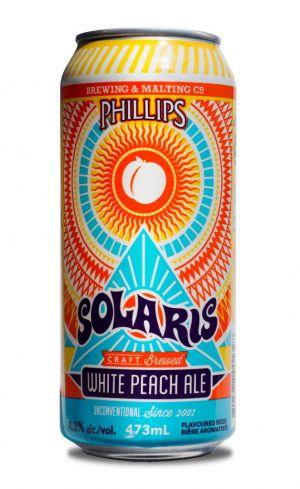 Phillips Solaris White Peach Ale