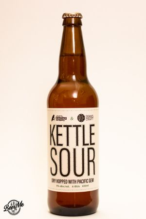 Ravens Brewing Doans Brewing Kettle Sour Bottle