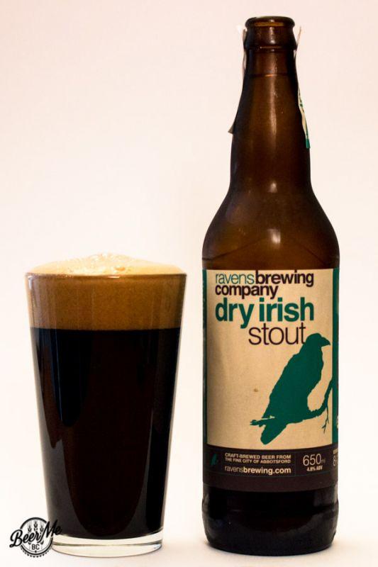 Ravens Brewing Dry Irish Stout