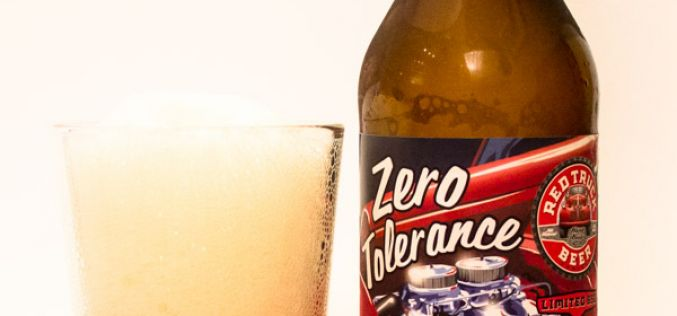 Red Truck Beer – Zero Tolerance ESB