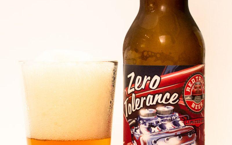 Red Truck Beer – Zero Tolerance ESB