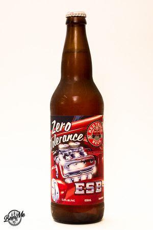 Red Truck Beer Zero Tolerance ESB Bottle