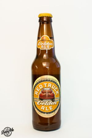 Red Truck Beer Co Golden Ale Bottle