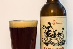 Strange Fellows Brewing – Greybeard Barrel Aged Stock Old Ale