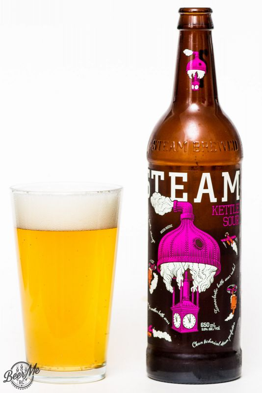 Steamworks Brewing Kettle Sour Review