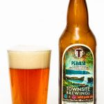Townsite Brewing Peralta Wild Pale Ale Review