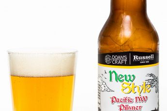 Doan's & Russell Brewing – New Style Pacific NW Pilsner