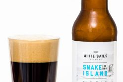 White Sails Brewing Co. – Snake Island Cascadian Dark Ale