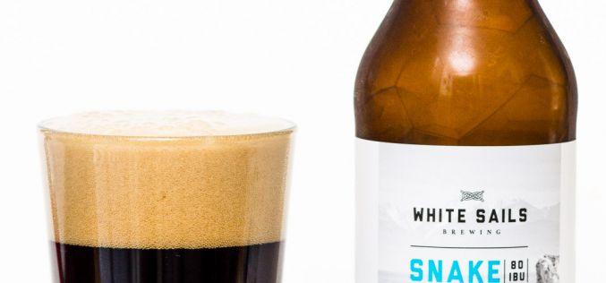White Sails Brewing Co. – Snake Island Cascadian Dark Ale