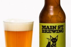 Main St. Brewing – Naked Fox IPA