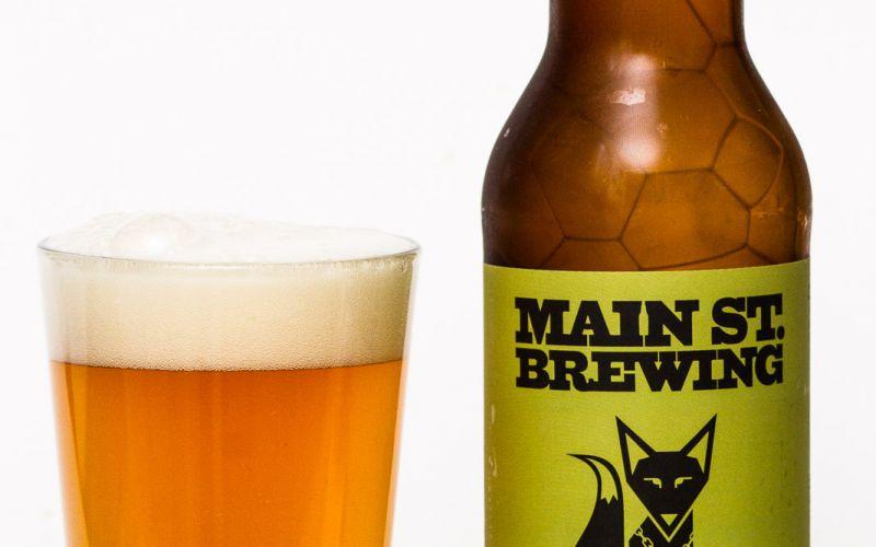 Main St. Brewing – Naked Fox IPA