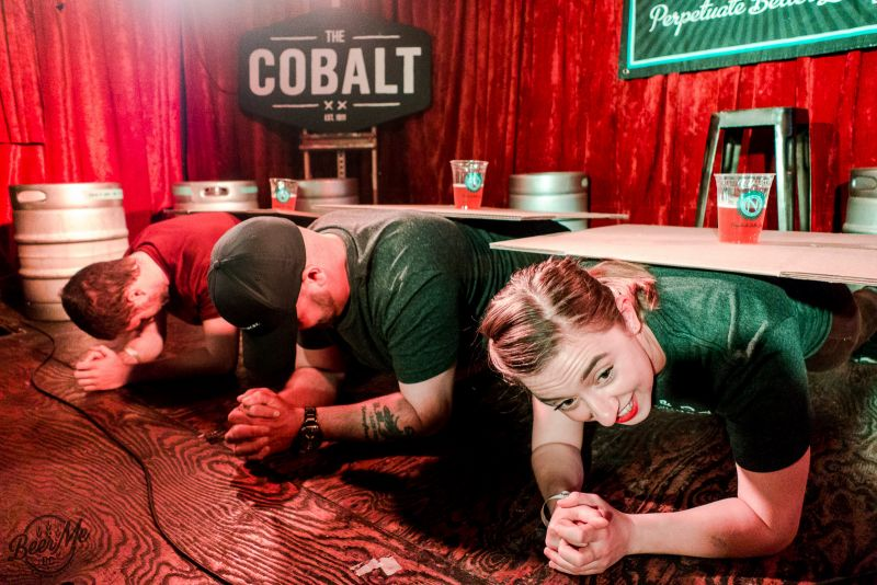 VCBW - Feats Of Strength at the Cobalt