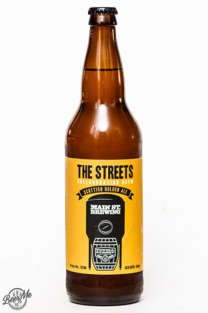 Powell St. & Main St. Breweries - The Streets Collaboration Ale Review