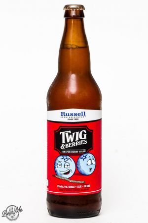 Russell Brewing Twig & Berries Kolsch Review