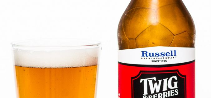 Russell Brewing Co. – Twig & Berries Juniper Berry Kolsch