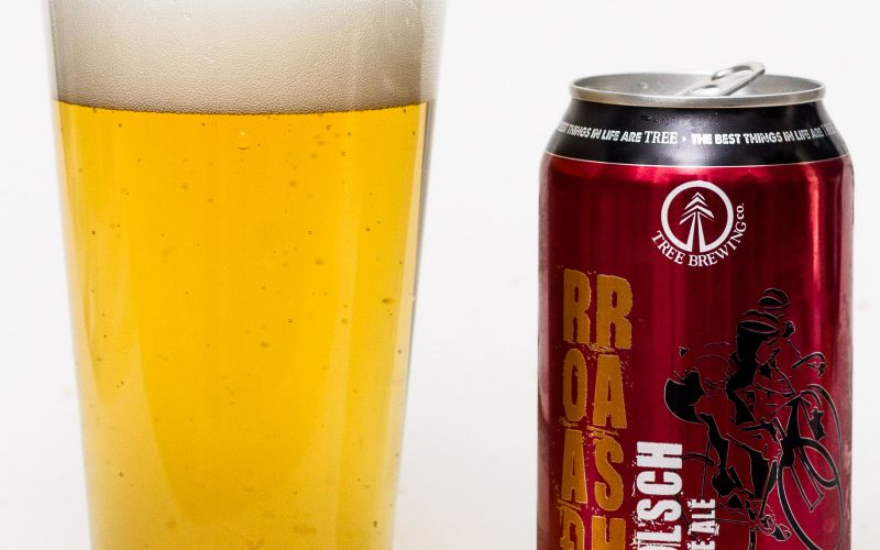 Tree Brewing Co. – Road Rash Kolsch