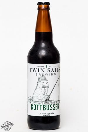 Twin Sails Brewing Kottbusser Brown Ale Review