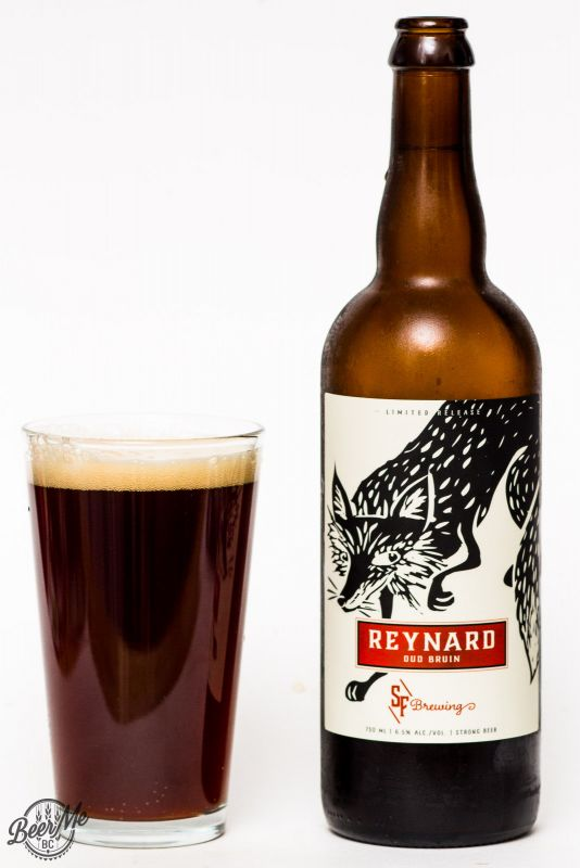 Strange Fellows Brewery - Reynard Oud Bruin Review
