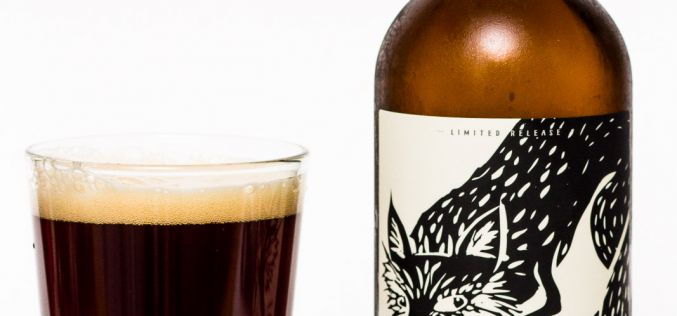 Strange Fellows Brewing Co. – Reynard Oud Bruin
