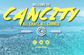 CanCity – Vancouver All Craft, All Canned Beer Festival