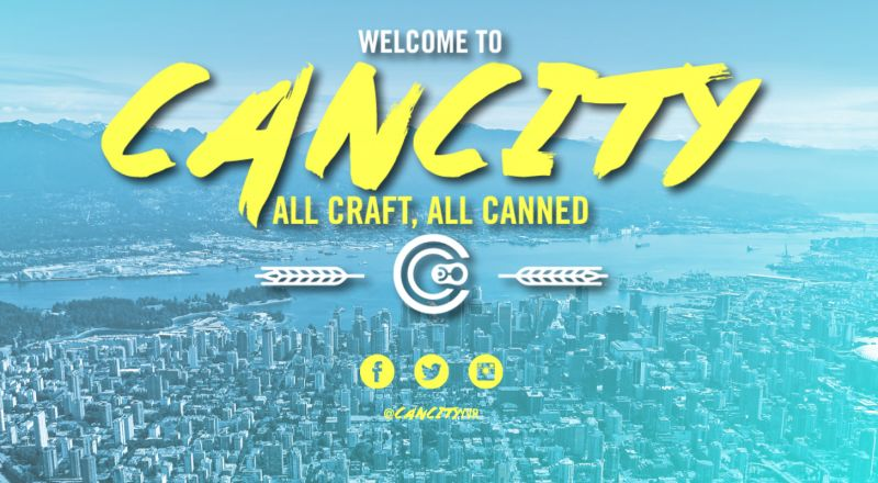 CanCity Vancouver Beer Festival