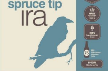 Ravens Brewing Spruces up a Red Ale With the Spruce Tip IRA